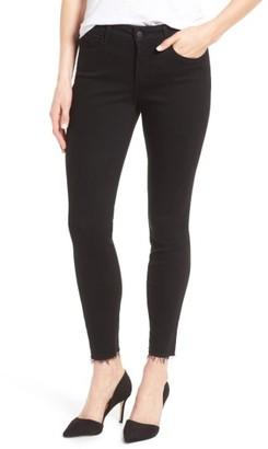 Women's Nydj Ami Release Hem Stretch Skinny Jeans $114 thestylecure.com