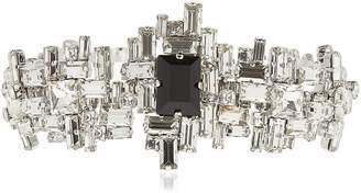 Giuseppe Zanotti Design Choker With Crystals