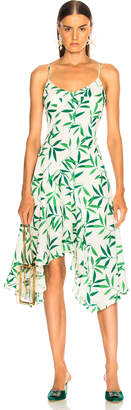 Caroline Constas Marie Slip Dress