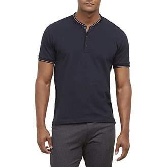 Kenneth Cole New York Men's Short Sleeve Henley Shirt