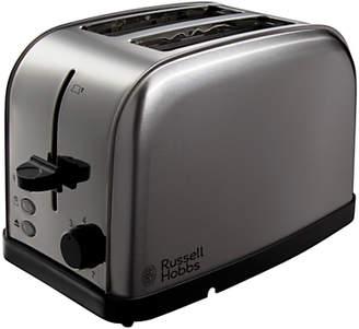 Russell Hobbs Futura 2-Slice Toaster, Silver