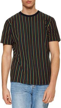 Topman Frank Stripe T-Shirt