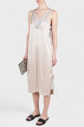 Alexander Wang V-Neck Day Dress