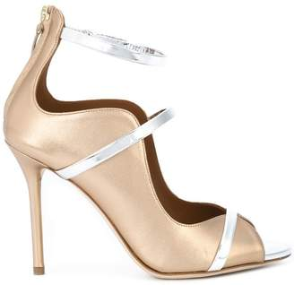 Malone Souliers By Roy Luwolt Mika strappy pumps