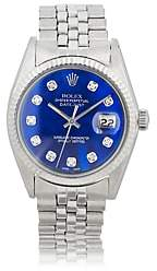 Rolex Vintage Watch Women's 1969 Oyster Perpetual Datejust Watch