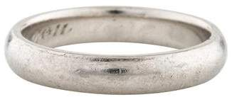 Harry Winston Platinum Wedding Band