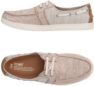 Toms Loafers - Item 11472855IF