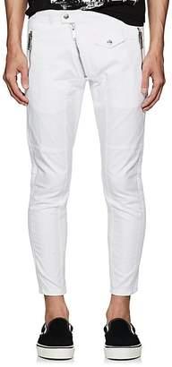 DSQUARED2 Men's Moto Skinny Jeans