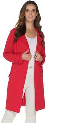 Brooke Shields Timeless BROOKE SHIELDS Timeless Lightweight Trench Coat