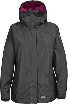 Trespass Womens/Ladies Charge Waterproof Shell Jacket (XS)