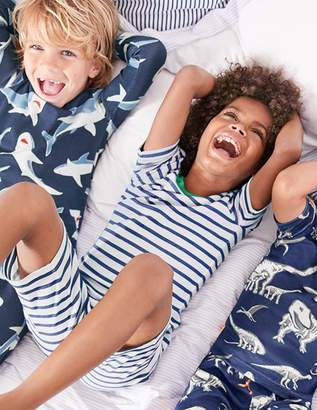 Boden Twin Pack Short John Pajamas