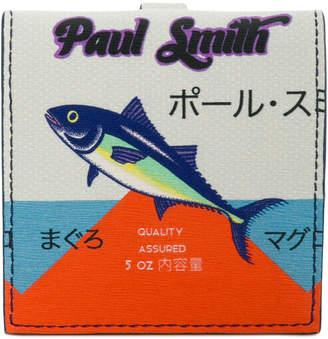 Paul Smith tuna printed wallet