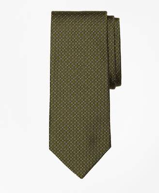 Brooks Brothers Solid-Non-Solid Parquet Tie