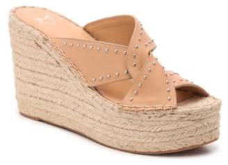 Marc Fisher Angelina Espadrille Wedge Sandal