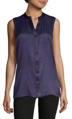 Robert Graham Alessa Sleeveless Top