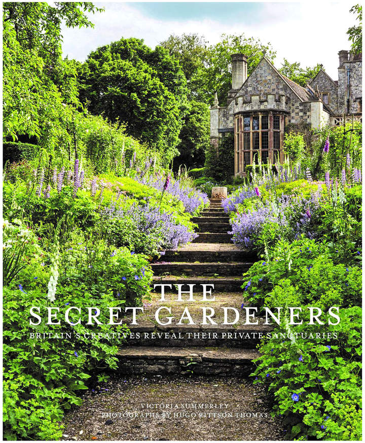 Quarto Publishing The Secret Gardeners
