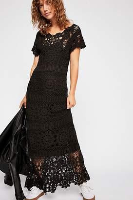 Fairytale Forest Maxi Dress