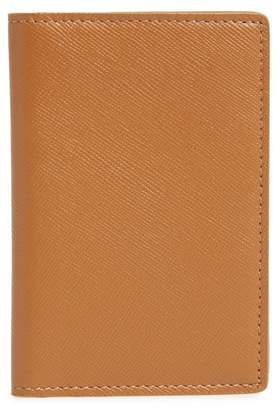 Common Projects Saffiano Leather Folio Wallet