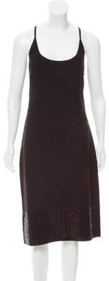 Herve Leger Vintage Sleeveless Dress