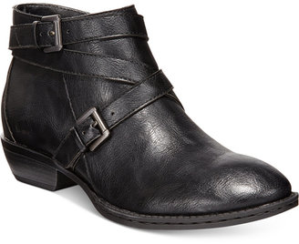 b.o.c Barrera Ankle Booties $89 thestylecure.com