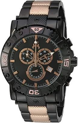 Jivago Men's 'Titan' Swiss Quartz Stainless Steel Casual Watch