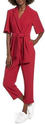 The Fifth Label Chemistry Belted Jumpsuit