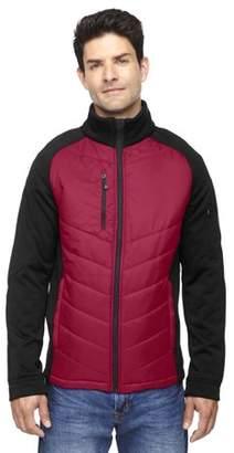 North End Epic Insulated Hybrid Bonded Fleece Jacket
