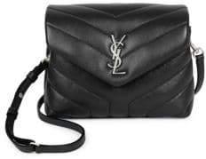 Saint Laurent Toy Lou Lou Crossbody Flap Bag