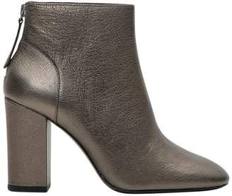 Ash Metallised Ankle Boots