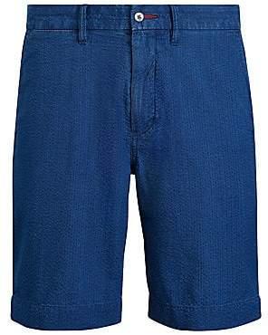 Polo Ralph Lauren Men's Textured Cotton Shorts