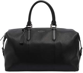 Smythson Burlington Soft Leather Clipper Bag