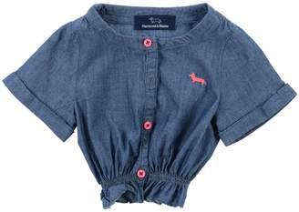 Harmont & Blaine Denim shirts - Item 42713280MT