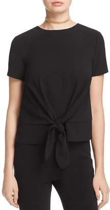 Dylan Gray Tie-Front Top - 100% Exclusive $108 thestylecure.com