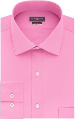 Van Heusen Big & Tall Flex Collar Spread-Collar Dress Shirt