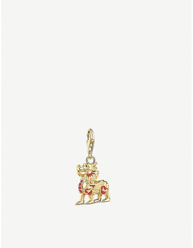 Chinese New Year sterling silver Pixiu charm