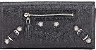 Balenciaga Women's Giant Continental Wallet