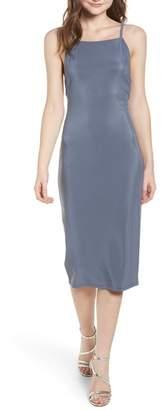 Leith Strappy Bodycon Dress