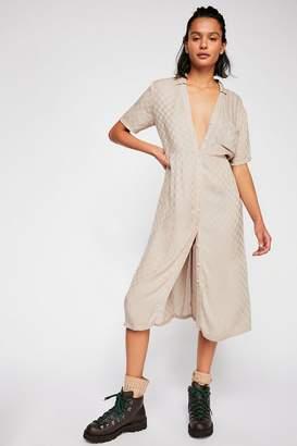 Lacausa L A C A U S A Sonia Midi Dress
