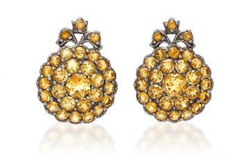 Sylvie Corbelin Citrine Earrings