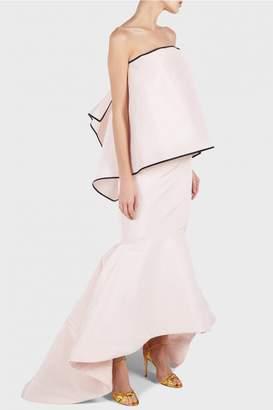 Elizabeth Kennedy Mermaid Tail Dress