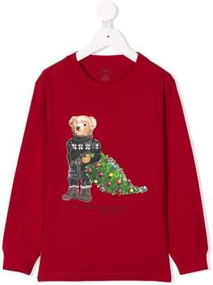 Ralph Lauren Kids Park Avenue T-shirt