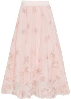 Coast Neive Lace Skirt
