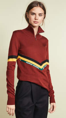 Marianna Senchina Turtleneck Sweater