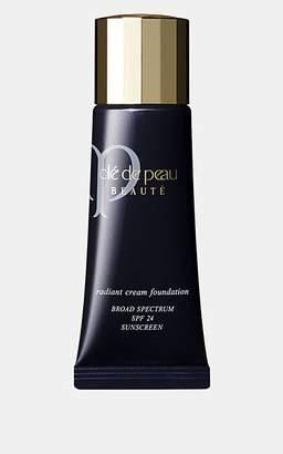 Clé de Peau Beauté Women's Radiant Cream Foundation - O50