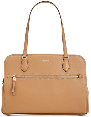 Kate Spade Polly Large Pebble Leather Work Tote