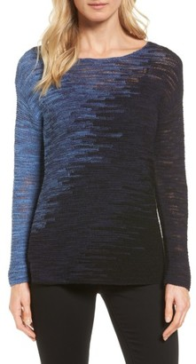 Women's Nic+Zoe Blurred Lines Pullover $148 thestylecure.com