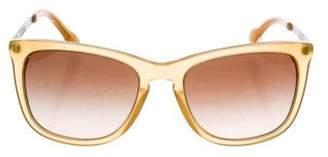 Dolce & Gabbana Square Gradient Sunglasses