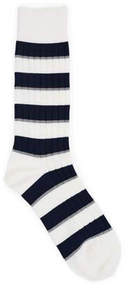 Tabio Three Stripe Sock