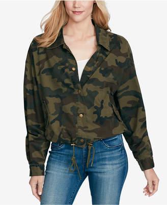 Jessica Simpson Juniors' Desert Night Soft Bubble Jacket
