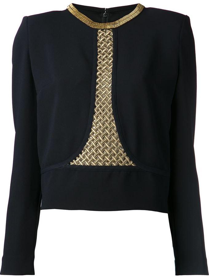 Sass & Bide 'Run and Hide' blouse